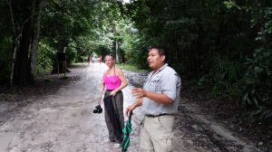 More Tikal with Guide