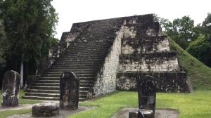 Tikal center
