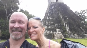 Us in Guatemala