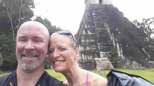Us in Guatemala